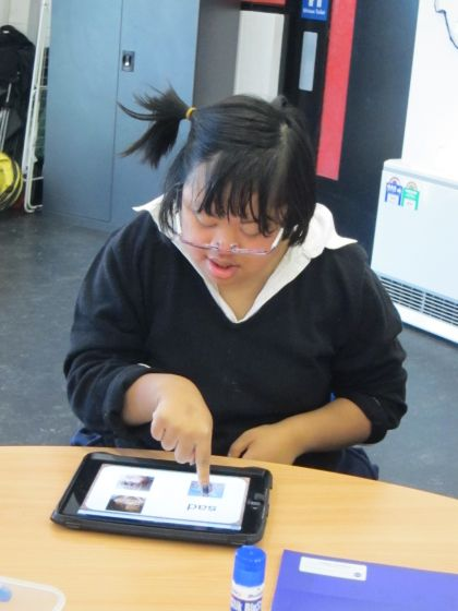 i-Pad for learning